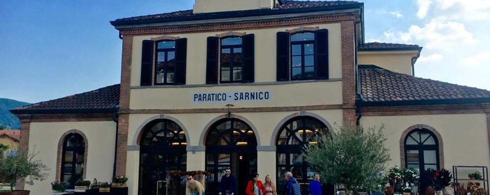 Da Bergamo al lago d'Iseo in treno Si parte il 22 aprile: tutti in carrozza