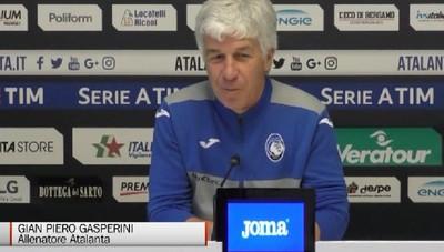 Juventus-Atalanta, la conferenza stampa di Gasperini