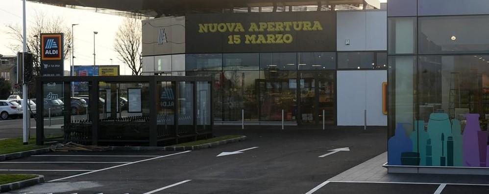 Prodotti soprattutto di fornitori locali A Stezzano sbarca Aldi: 16 posti di lavoro