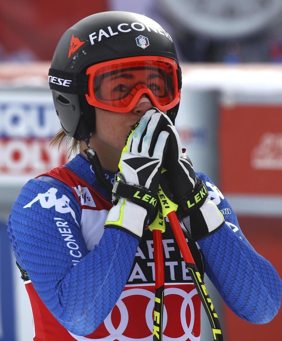 Sci alpino: vince Vonn ma la Coppa è di Sofia Goggia!