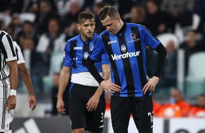 Serie A TIM 2017-18 recupero giornata 26 juventus - atalanta delusione ilicic josip