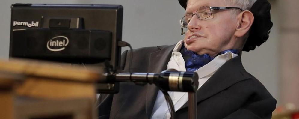 La «teoria del tutto» in «parole semplici» È morto l'astrofisico Stephen Hawking