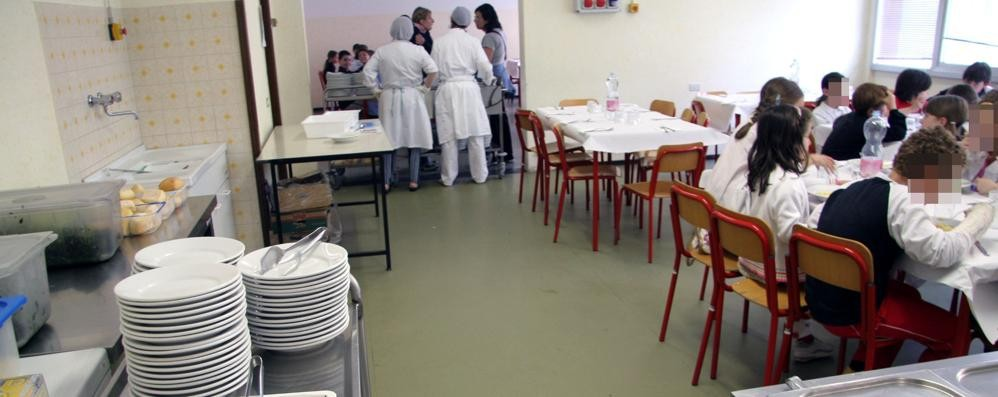 Mense, troppi legumi e poco prosciutto I bimbi «bocciano» i menù delle scuole