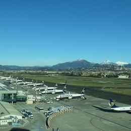 Orio, lunedì sciopero dalle 13 alle 17 Aeroporto, garantiti voli indispensabili