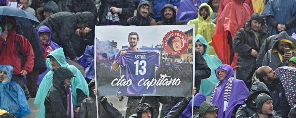 Quanto orgoglio per Davide Astori