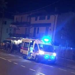 Schianto tra auto e moto  Muore un 43enne a Luzzana