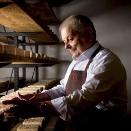 Si è spento Sergio Arrigoni Addio al re dei formaggi