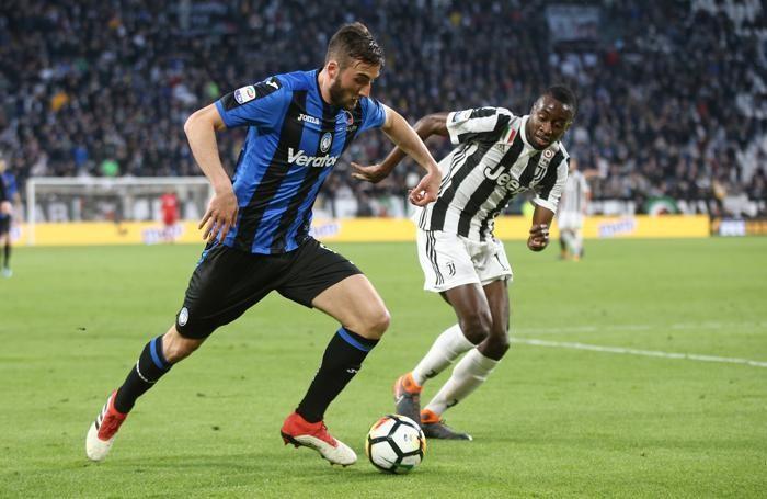 Serie A TIM 2017-18 recupero giornata 26 juventus - atalanta cristante bryan