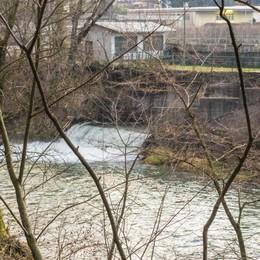 Un'altra centralina sul fiume Serio Albino, entro aprile i lavori