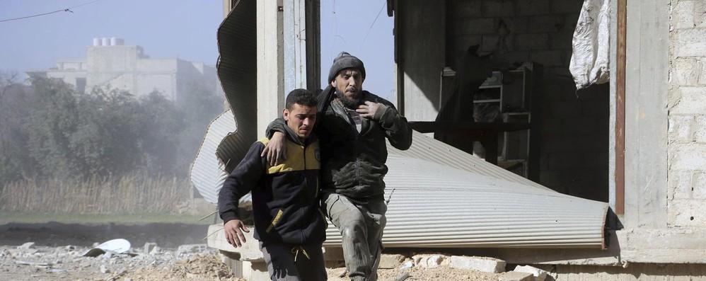 Siria: Tajani, appello ad attuare risoluzione Onu