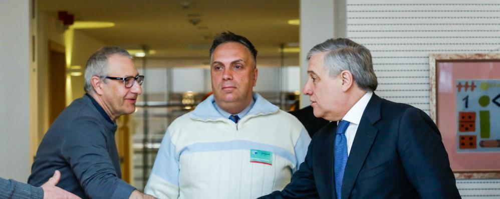 Tajani, 'Il Parlamento Ue continuerà a seguire vicenda Embraco da vicino'