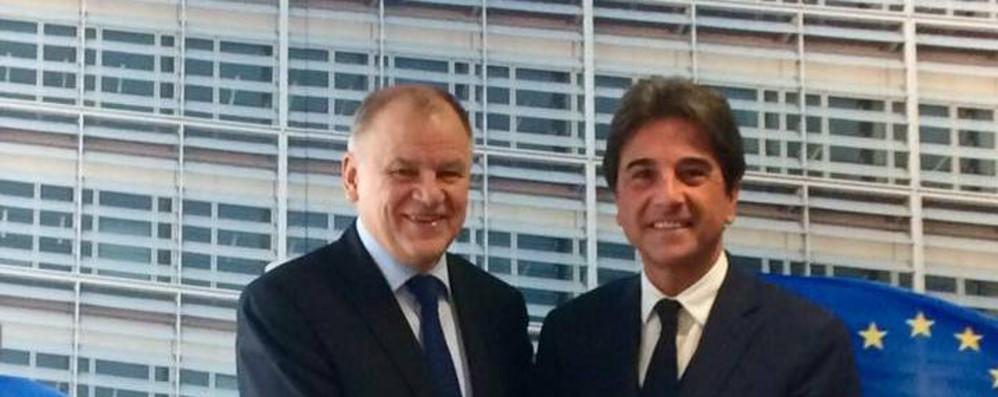 Salute urbana al centro incontro fra Anci e Commissione Ue