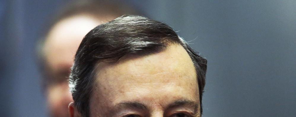 Bce: Mario Draghi, recuperati tutti posti lavoro persi in crisi