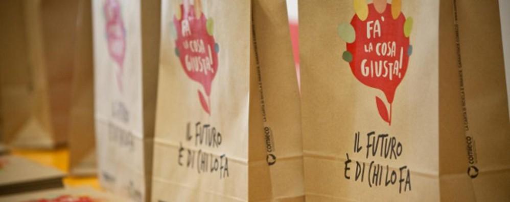 Fiera del consumo critico a Milano  -Foto A «Fa' la cosa giusta» 7 realtà orobiche