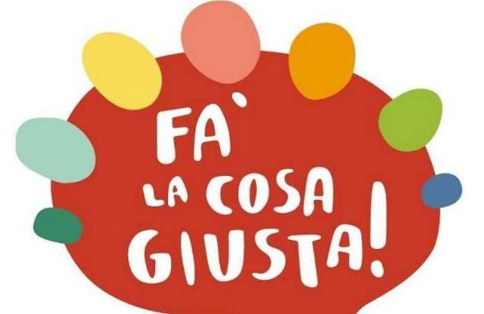 Il logo di Fa' la cosa giusta