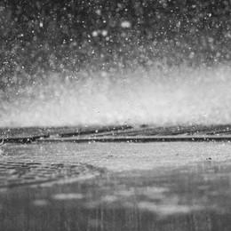 Meteo, ancora pioggia e neve Da domenica torna anche il freddo