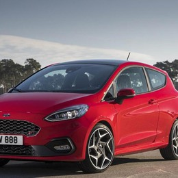 Nuova Ford Fiesta ST aumenta la sportività