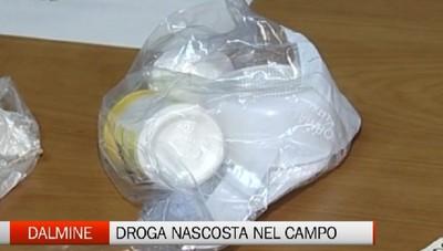 Droga sepolta nei campi, preso spacciatore tunisino