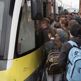 In tram da Bergamo a Villa d'Almè Il ministero riapre i finanziamenti