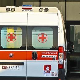 Incidente tra Nembro ed Alzano Traffico in tilt sulla provinciale 35