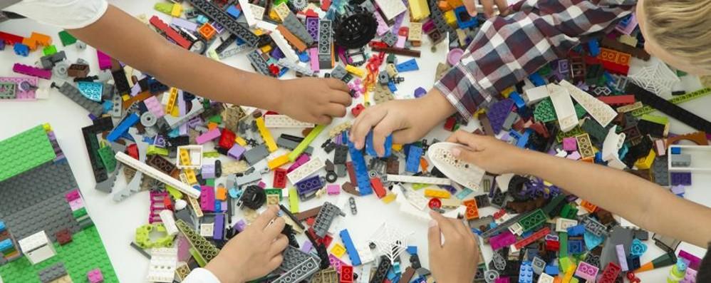 Per la festa di papà si gioca a Lego Sabato a Bergamo, si può anche vincere