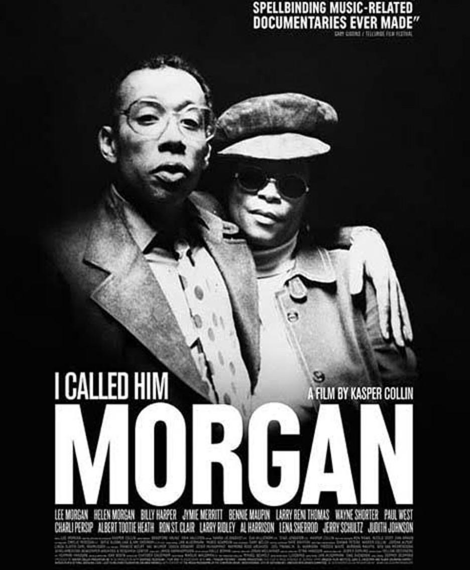 I called him Morgan film