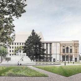 Bergamo, fa già discutere il progetto del nuovo centro