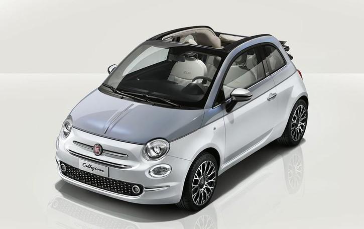 Fiat 500 Collezione Nuova serie speciale