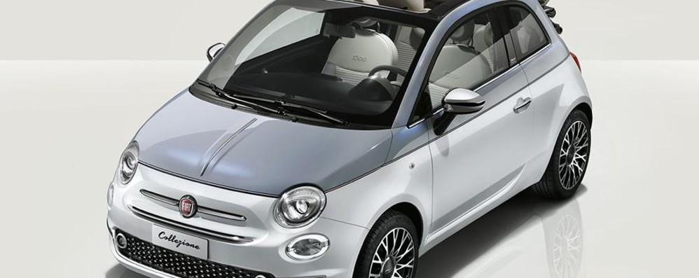 Fiat 500 Collezione Nuova Serie Speciale Motori Bergamo