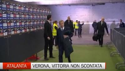 Gasperini: vittoria non scontata contro il Verona