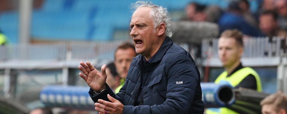 Mandorlini: «L'Atalanta deve  vincere Al Verona può andare bene un  pareggio»