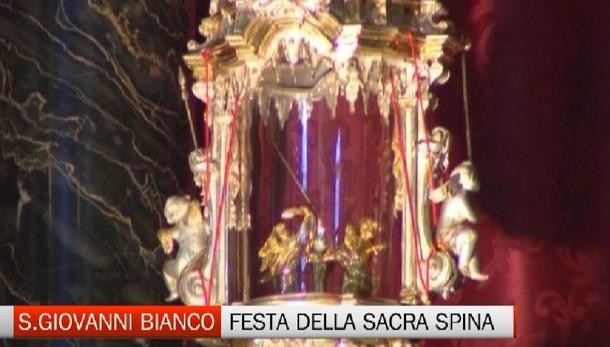 Torna a San Giovanni Bianco la festa della Sacra Spina