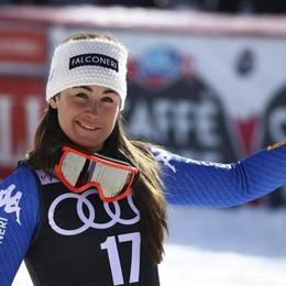 Coppa del mondo, Sofia e Michela Le regine della neve made in Bergamo