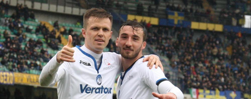 L'Atalanta mette un piede in Europa Verona surclassato: finisce 0-5