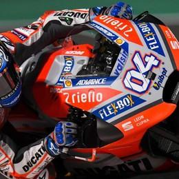 MotoGp, super vittoria di Dovizioso Valentino Rossi centra il terzo posto