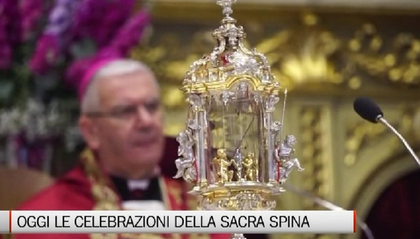 San Giovanni Bianco - Folla per la Sacra Spina