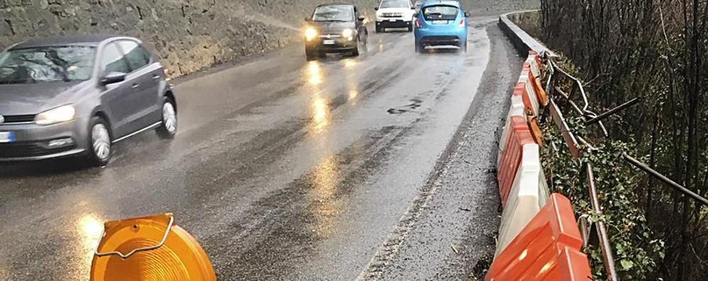 Strade, 100 chilometri di danni 4,6 milioni per gli asfalti in primavera