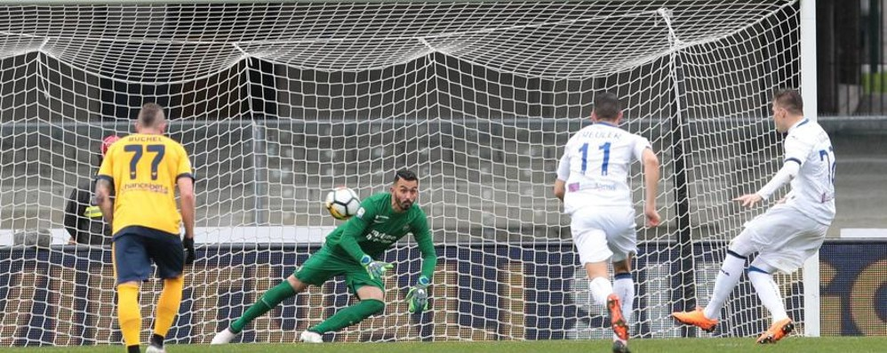 Verona-Atalanta 0-5 - La cronaca  Commenti e interviste lunedì su L'Eco