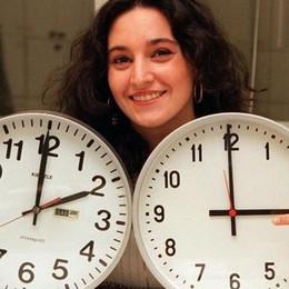 Arriva l'ora legale: lancette avanti un'ora Effetti e benefici sul nostro corpo