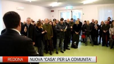 Bergamo, inaugurazione a Redona   Una nuova «casa» per la comunità