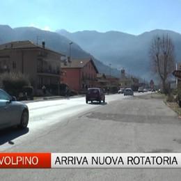 Costa Volpino, nuova rotatoria entro fine anno