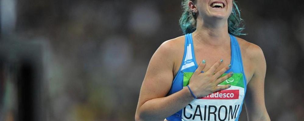 Gli atleti bergamaschi ancora da podio Atletica, Caironi e Tapia da record
