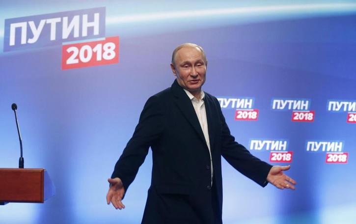 Popolarità di Putin Messaggi all'Occidente