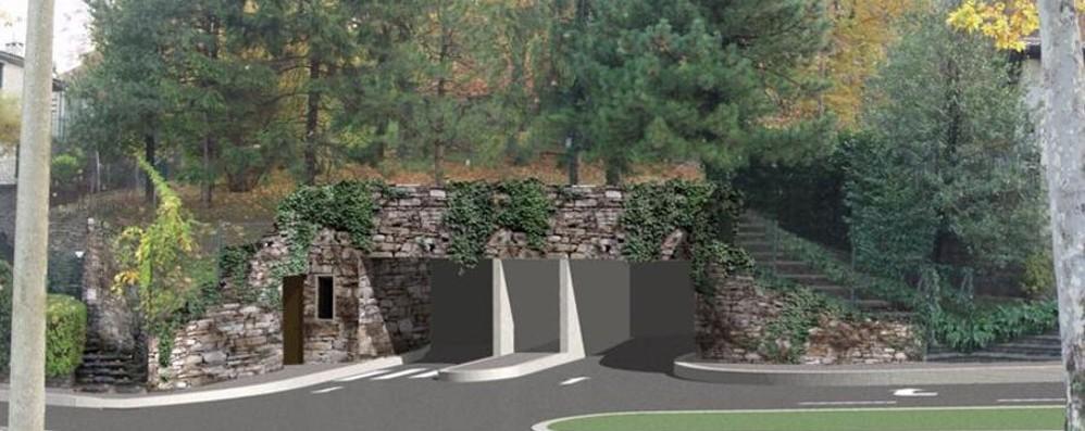 Scarfone: «Il parcheggio della Fara è la chiave per chiudere Città Alta»