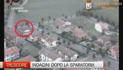 Trescore, indagini sulla sparatoria. Perquisite alcune case rom