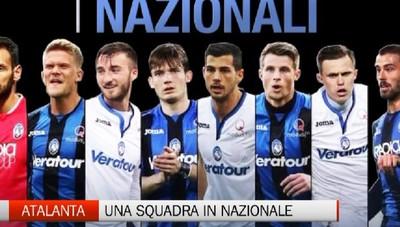 Atalanta, una squadra in Nazionale