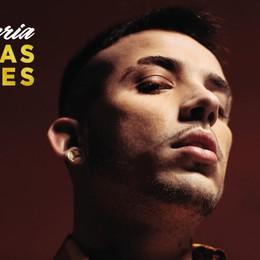 Da Cinisello il rapper Vegas Jones Nuovo album e il 24 marzo a Stezzano