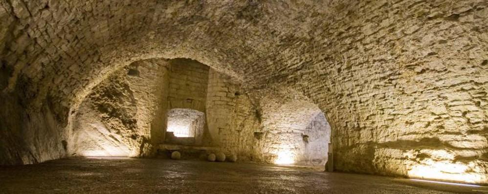 Meraviglie di Bergamo da non perdere Visioni sotterranee e dall'alto - Foto
