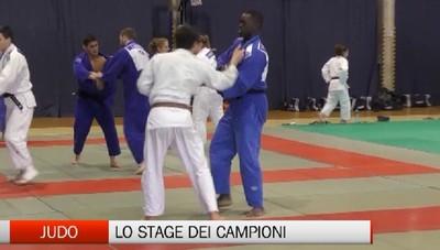 Judo, Bianchessi e Bergamelli allo Stage dei Campioni