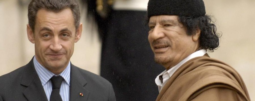 Sarkozy, dove sta il vero scandalo